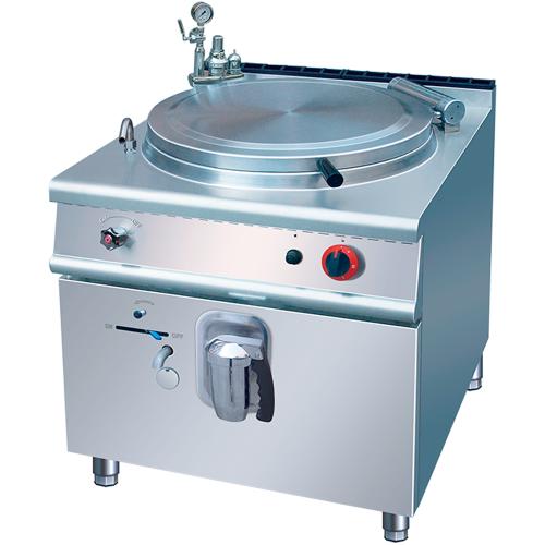 Marmitas industriales cocina maquinariabarhosteler a for Cacerolas industriales