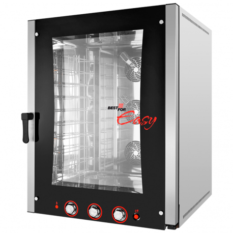 Gastronorm oven gas