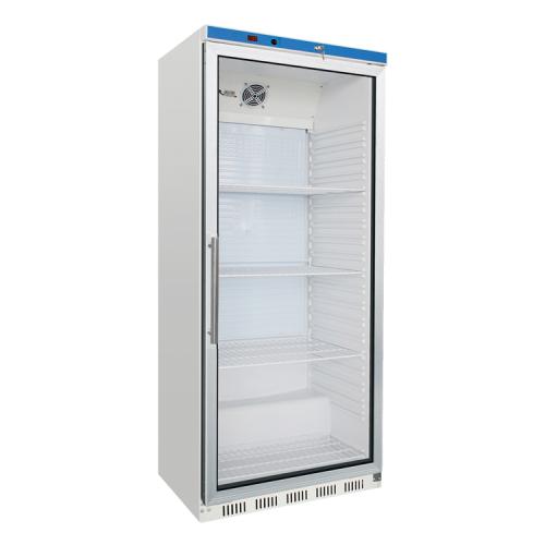 Armoire vitrine réfrigérée positive 600