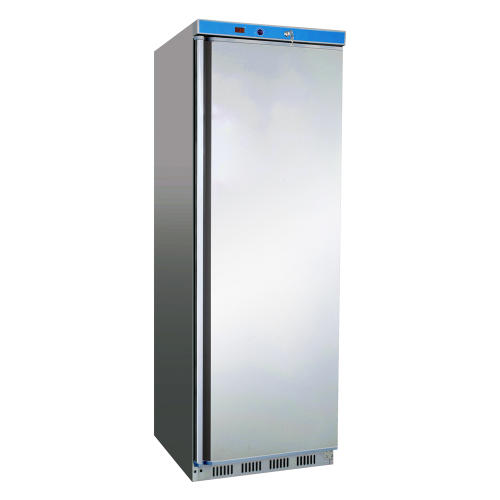 inox upright freezer
