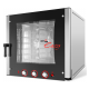 Forn professional a gas