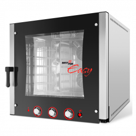 Professional gas oven