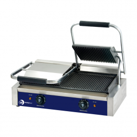 Grill industrial doble