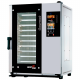 Professional gas oven 10 trays