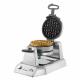 Double waffle machine