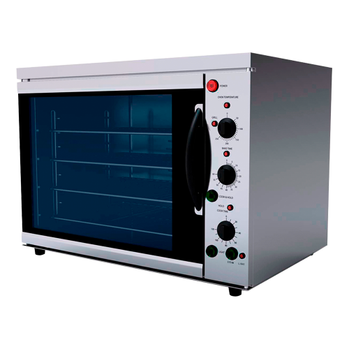 gastronorm electric oven