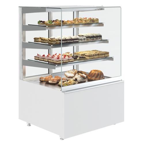 3P Bakery display case