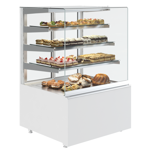 3P pastry display case