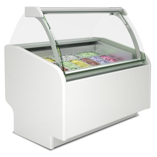 armoires de crème glacée