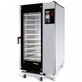 Bakery oven gas trolley