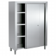 Industrial kitchen cabinets