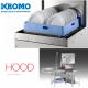 Lave-vaisselle à capot HOOD KROMO 800T