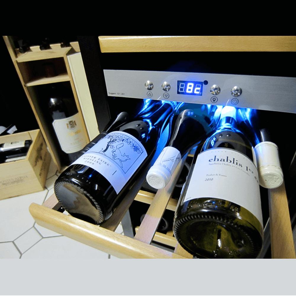 Botellero vino industrial maquinaria bar hosteler a - Botelleros de vino ...