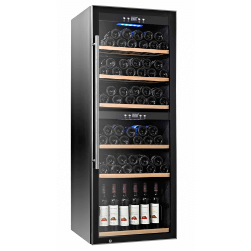Wine bottle refrigerator