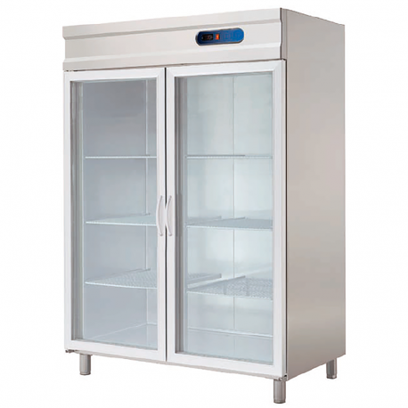 GN réfrigérateur exposant