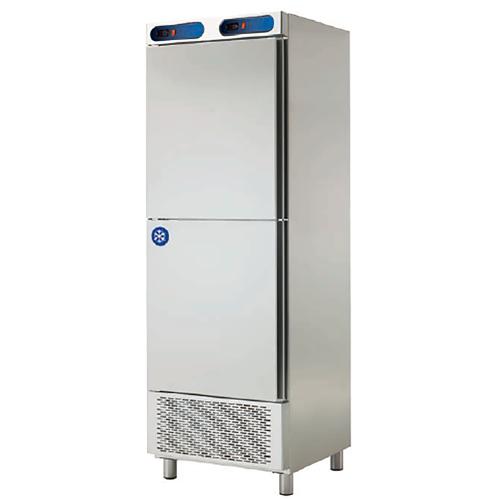 Armoire réfrigérée avec congélateur