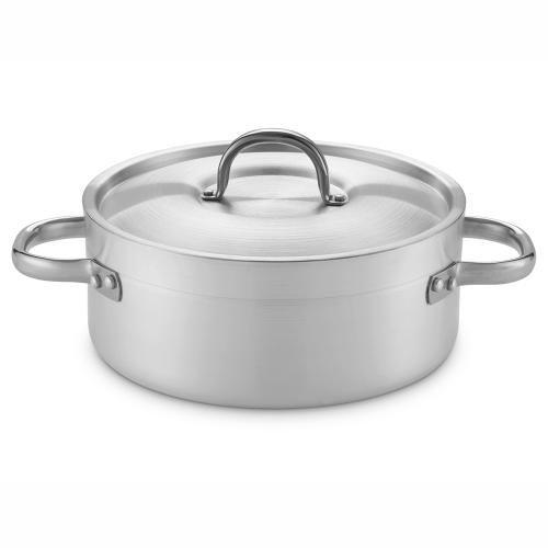 casseroles en aluminium