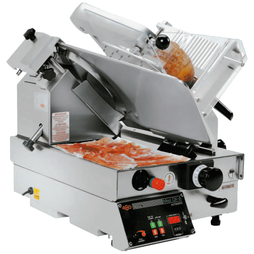 Automatic cutter fiambre