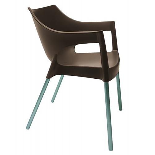 Cadira Pole amb braços