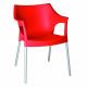 chaise à bras Pole