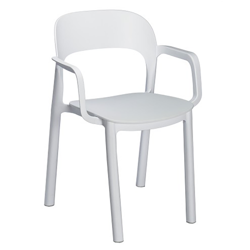 Ona chair with arms