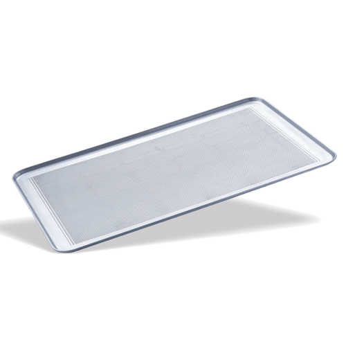 Perforated aluminum tray 60x40