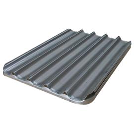 Plaque aluminium 5 baguettes 60x40