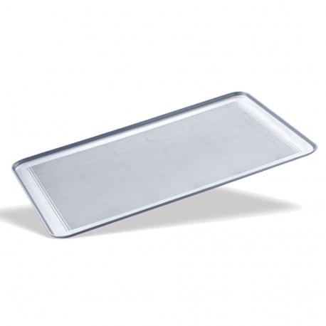 Perforated aluminum tray 60x40