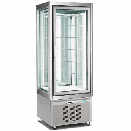 refrigerated pastry display cabinet
