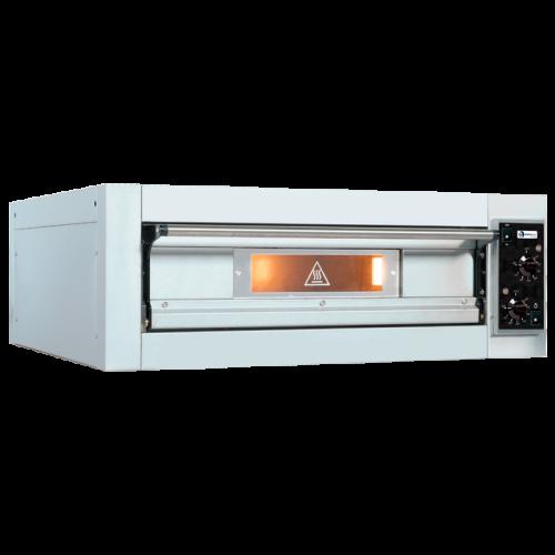 ZANOLLI pizzas cuites au feu 9 électrique
