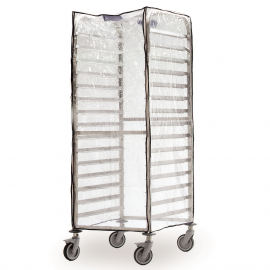 High trolley cover GN 2/1