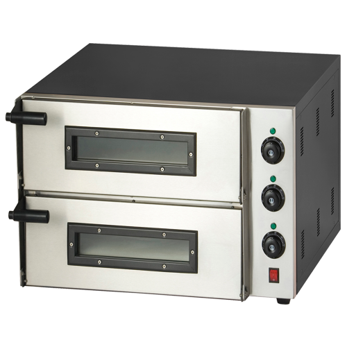 2 Electric oven pizzas