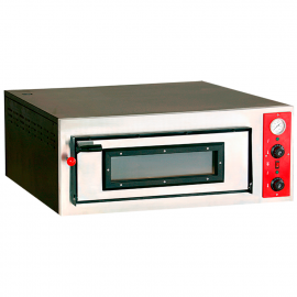 Electric 4 pizzas oven
