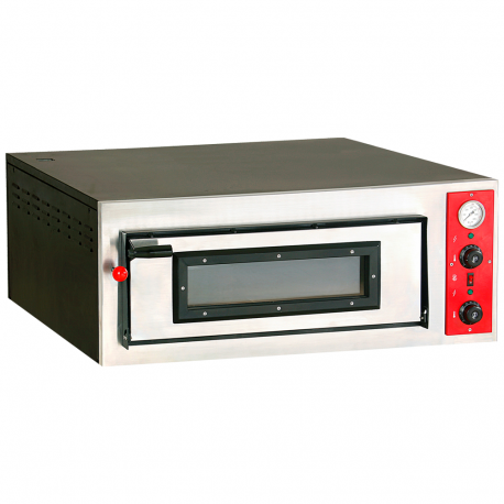 Electric pizza oven 6 pizzas