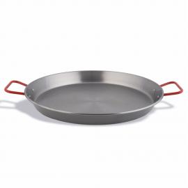 Poêle à paella valencienne en acier