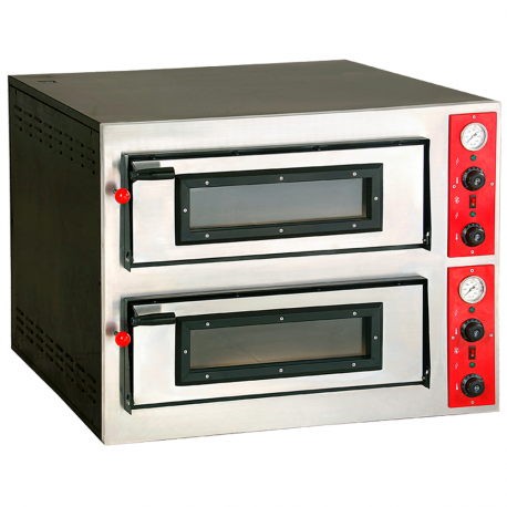 12 Industrial oven pizzas