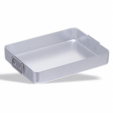 Plat à rôtir professionnel aluminium