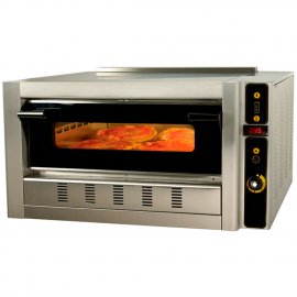Gas oven 4 pizzas