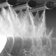 Tunnel de lave-vaisselle industriels
