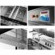 Industrial dishwashers Tunnel KROMO RK1640E