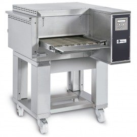 Synthesis gas pizza ovens