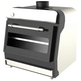 Charcoal oven 70 Inox
