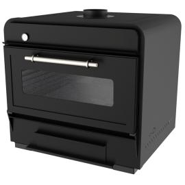 Charcoal oven 100 Black