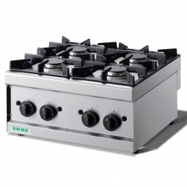 Desktop cooker 4 burners