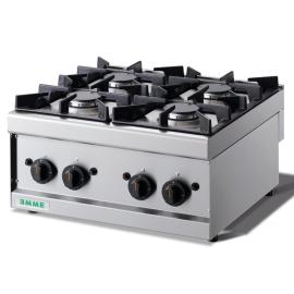 Desktop cooker 4 burners