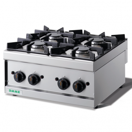 Desktop cooker 4 fires