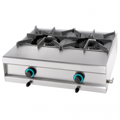 Gas cooker 2 ring