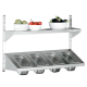 Adjustable shelf ingredients