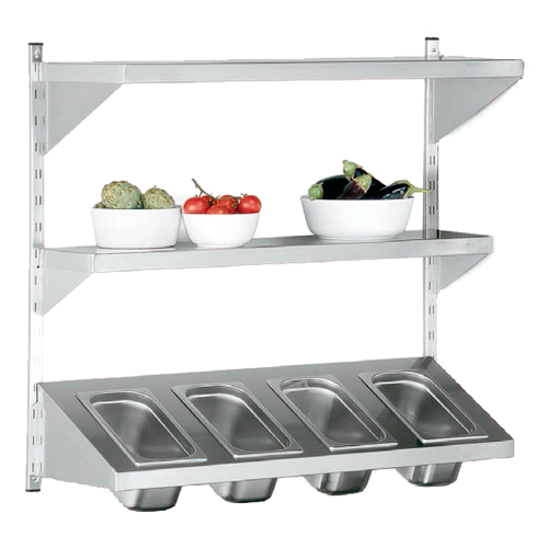 Adjustable shelf ingredients