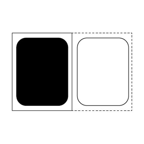 Polycarbonate cuvette GN1 / 2